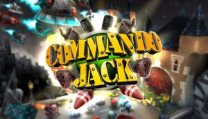 Commando Jack cover