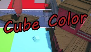 Cube Color cover