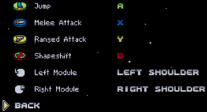 Remapping XInput controls.