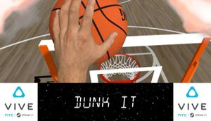 Dunk It cover