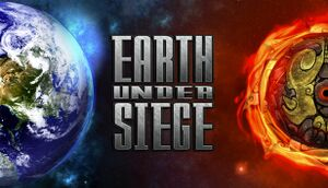 Earth Under Siege cover