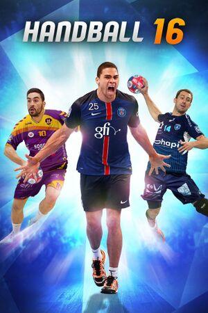 Handball 16 cover