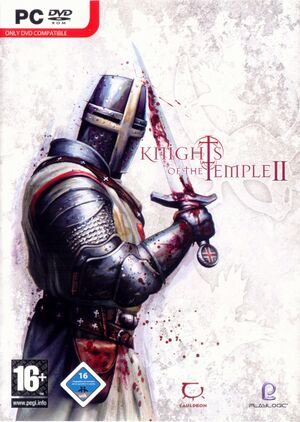 Knights of the Temple II cover