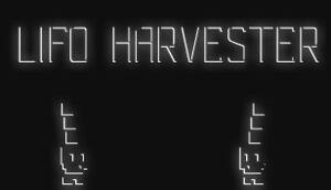 Lifo Harvester (EP) cover