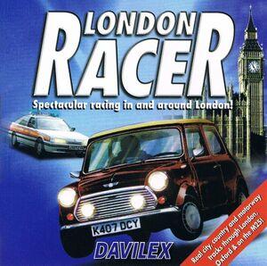 London Racer cover