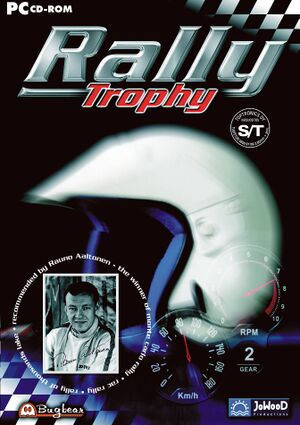 Rally Trophy cover