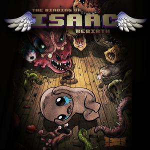 The Binding of Isaac: Rebirth cover