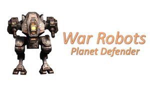 War Robots: Planet Defender cover