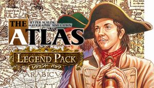 The Atlas Legend Pack cover