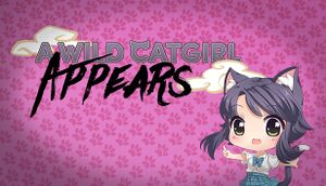 A Wild Catgirl Appears! cover