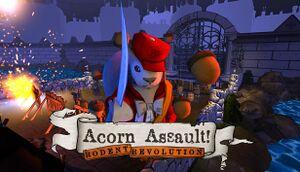 Acorn Assault: Rodent Revolution cover