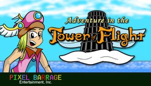 Adventure in the Tower of Flight cover