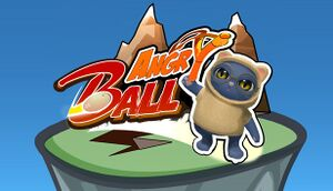 Angry Ball VR cover