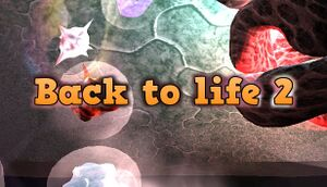 Back to Life 2 cover