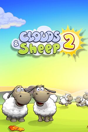 Clouds & Sheep 2 cover