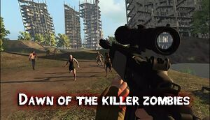 Dawn of the killer zombies cover