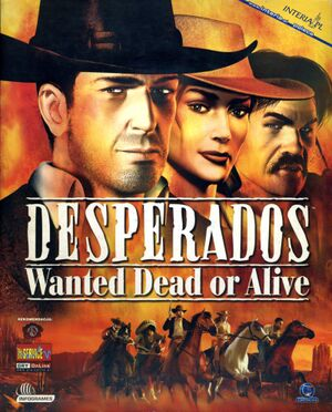 Desperados Wanted Dead Or Alive Pcgamingwiki Pcgw Bugs Fixes Crashes Mods Guides And Improvements For Every Pc Game