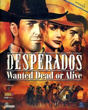 Desperados: Wanted Dead or Alive cover