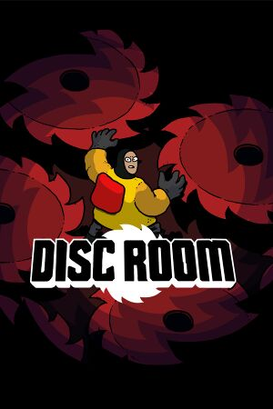 Disc Room (2020) cover