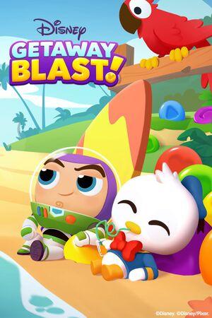 Disney Getaway Blast cover