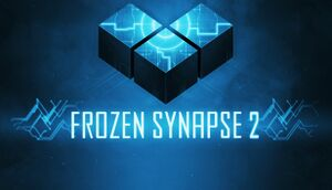 Frozen Synapse 2 cover