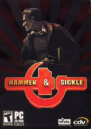 Hammer & Sickle cover