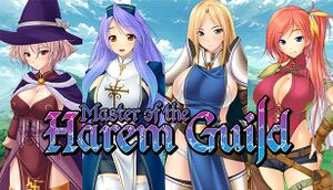 Master of the Harem Guild cover