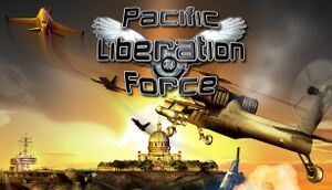 Pacific Liberation Force cover