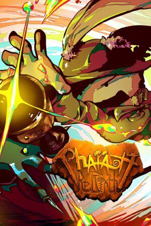 Pharaoh Rebirth+ cover