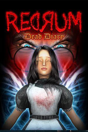 Redrum: Dead Diary cover
