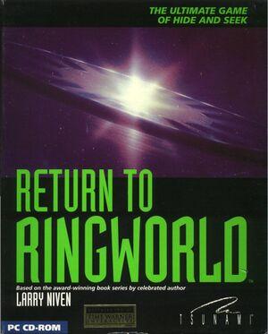 Return to Ringworld cover