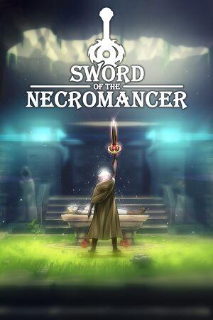 Sword of the Necromancer cover