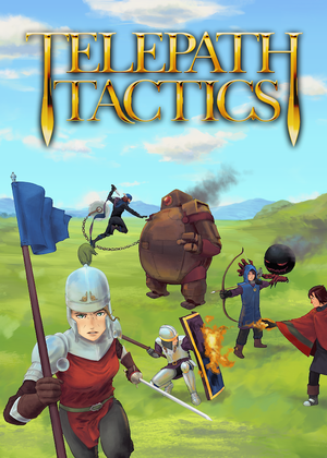 Telepath Tactics cover