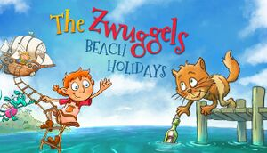 The Zwuggels - A Beach Holiday Adventure for Kids cover
