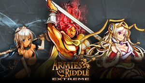 Armies of Riddle E.X. (Extreme) cover