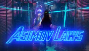 Asimov Laws cover