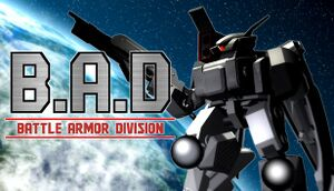 B.A.D Battle Armor Division cover