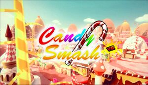Candy Smash VR cover