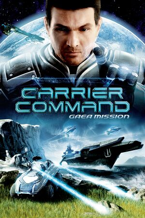 Carrier Command: Gaea Mission cover