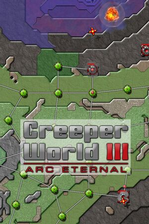 Creeper World 3: Arc Eternal cover