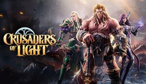 Crusaders of Light cover