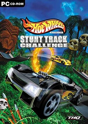 Hot Wheels: Stunt Track Challenge cover