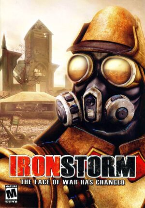 Iron Storm cover