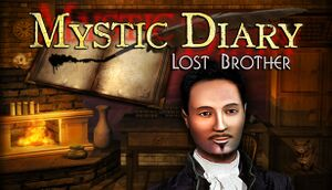 Mystic Diary - Quest for Lost Brother cover