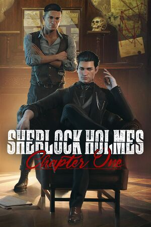 Sherlock Holmes: Chapter One cover