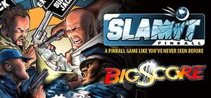 SlamIt Pinball Big Score cover