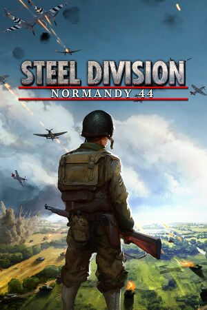 Steel Division: Normandy 44 cover