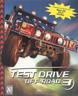 Test Drive: Off-Road 3 cover