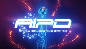 AIPD - Artificial Intelligence Police Department cover