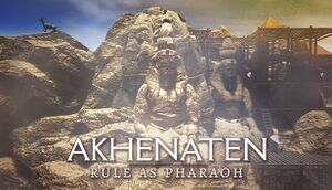 Akhenaten: Rule as Pharaoh cover